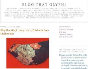 BlogThatGlyph