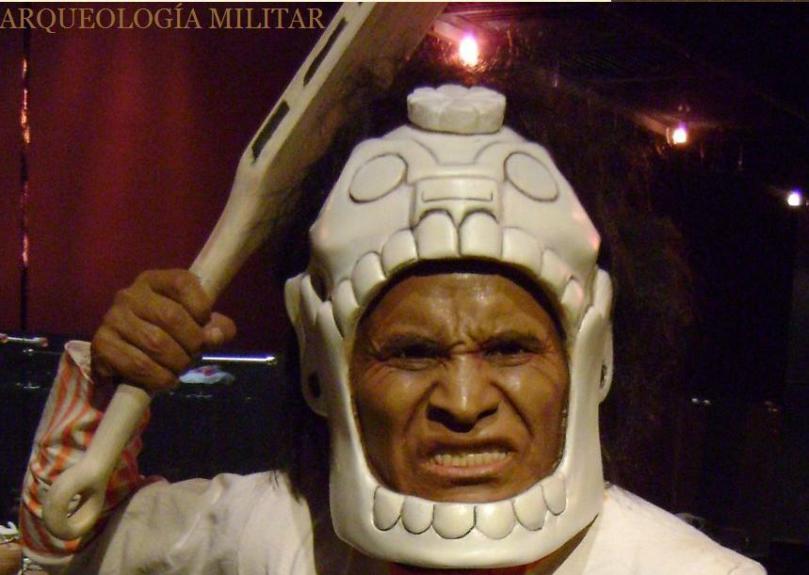 """Portada del blog """"Arqueología Militar"""""""