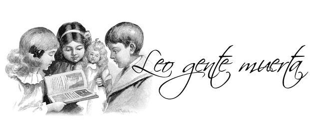 """Leo Gente Muerta"", de Pamela Romero Pereyra"