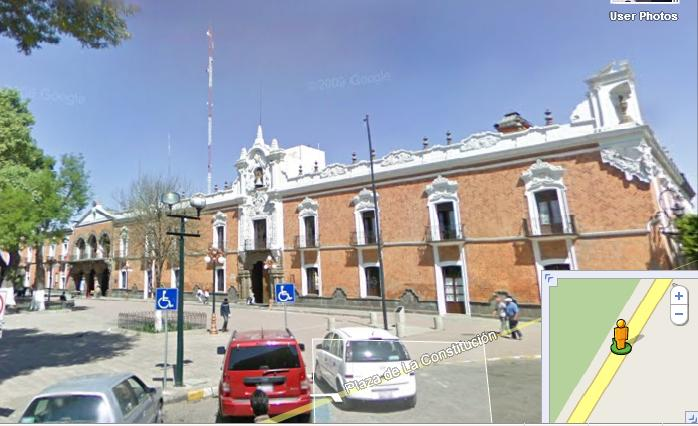 Plaza de la Constitución, Tlaxcala
