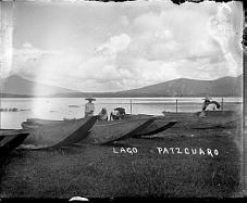 Lago de Pátzcuaro.